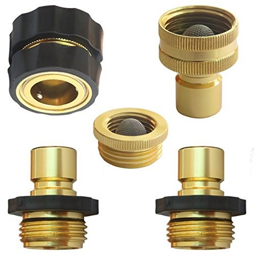 quick connect faucet coupler - 3