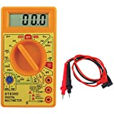 Gadget Hero's Digital Multimeter for Continuity Current & Voltage Measurement Safe & Accurate