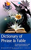 Dictionary of Phrase and Fable (Wordsworth Reference)