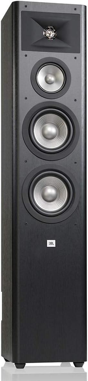 JBL Studio 280 Dual 6.5-Inch 3-Way Floorstanding Loudspeaker – Each