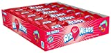 AirHeads Candy Individually Wrapped Bars, Cherry, Non Melting, 0.55 Ounce (Bulk Pack of 36)