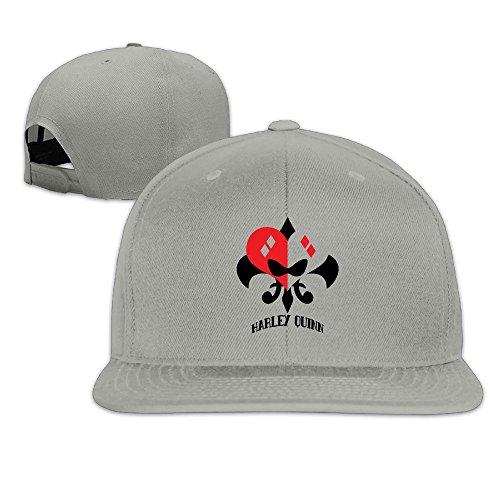 beetful-dc-harley-quinn-hats-caps-ash