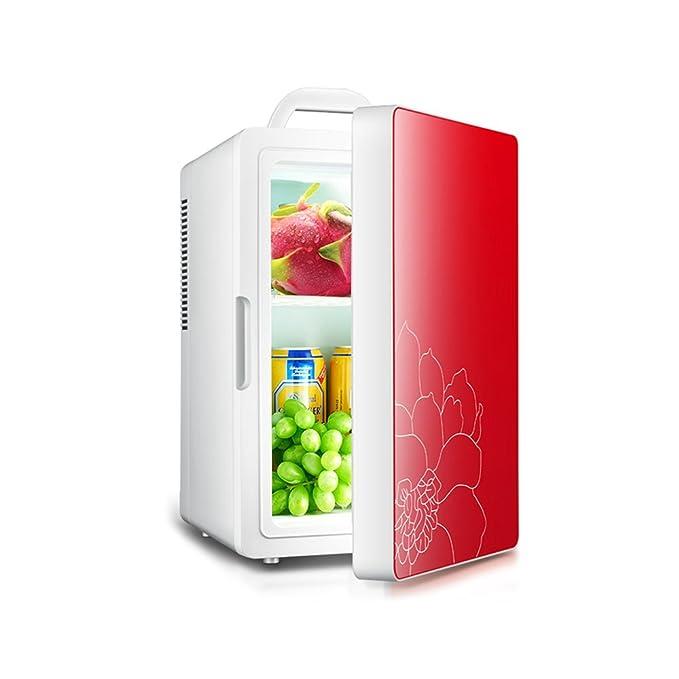 YQQ-Refrigerador de coche 16L Caja Fría Portátil Refrigeración ...