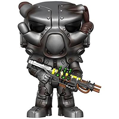 Funko POP Games: Fallout 4 X-01 Power Armor Toy: Funko Pop! Games:: Toys & Games