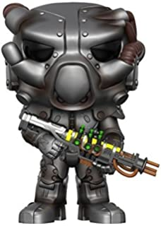 Amazon.com: POP! Keychain Pocket Fallout T60 Power Armor ...