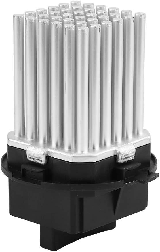 Ventilo-convecteur Chauffage de garage Ventilateur de chauffage-R/ésistance de ventilateur de moteur pour PEUGEOT 307 407 Citroen C3 C4 C5 C6 6441S7