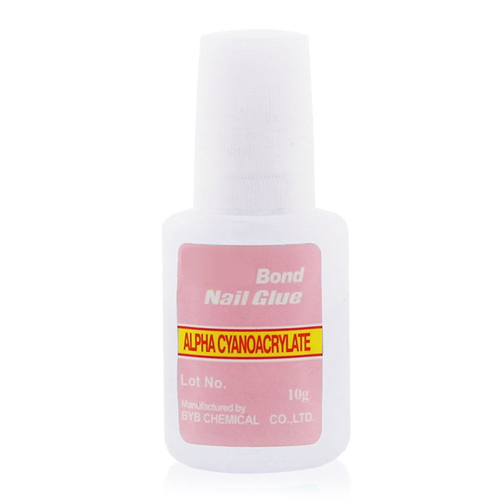 Amazon.com: Nail Glue, Calidaka Super Strong Nail Tip Bond Adhesive ...