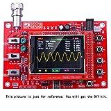 kuman DSO 138 DIY Oscilloscope Kit Opening Source