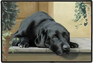 product image for Black Lab Doormat