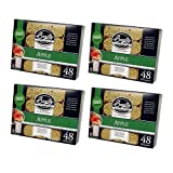 Bradley Smoker BTAP48 Apple Bisquettes (144 pack)