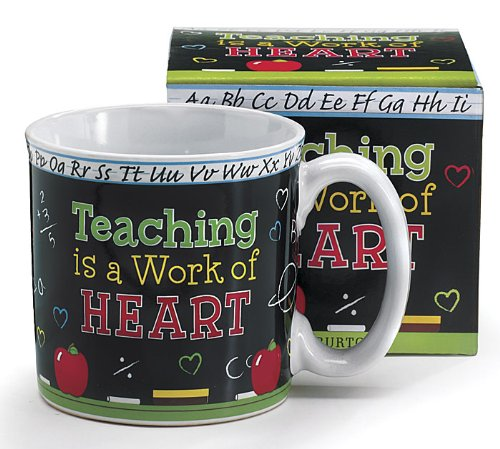 Teaching Work Heart Teachers Coffee product image