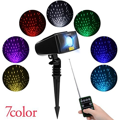 Outdoor Holiday Laser Light Projector in US - 5