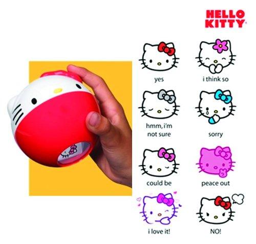 Hello Kitty Luck Ball (Pink Version)