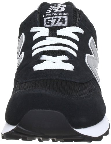 Sneakers 6 Black US Men's Balance 574 New 7qtvB