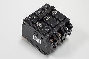 GENERAL ELECTRIC THQB32045 bolt on Circuit Breaker,3Pole,45A,THQ,240V,10kA