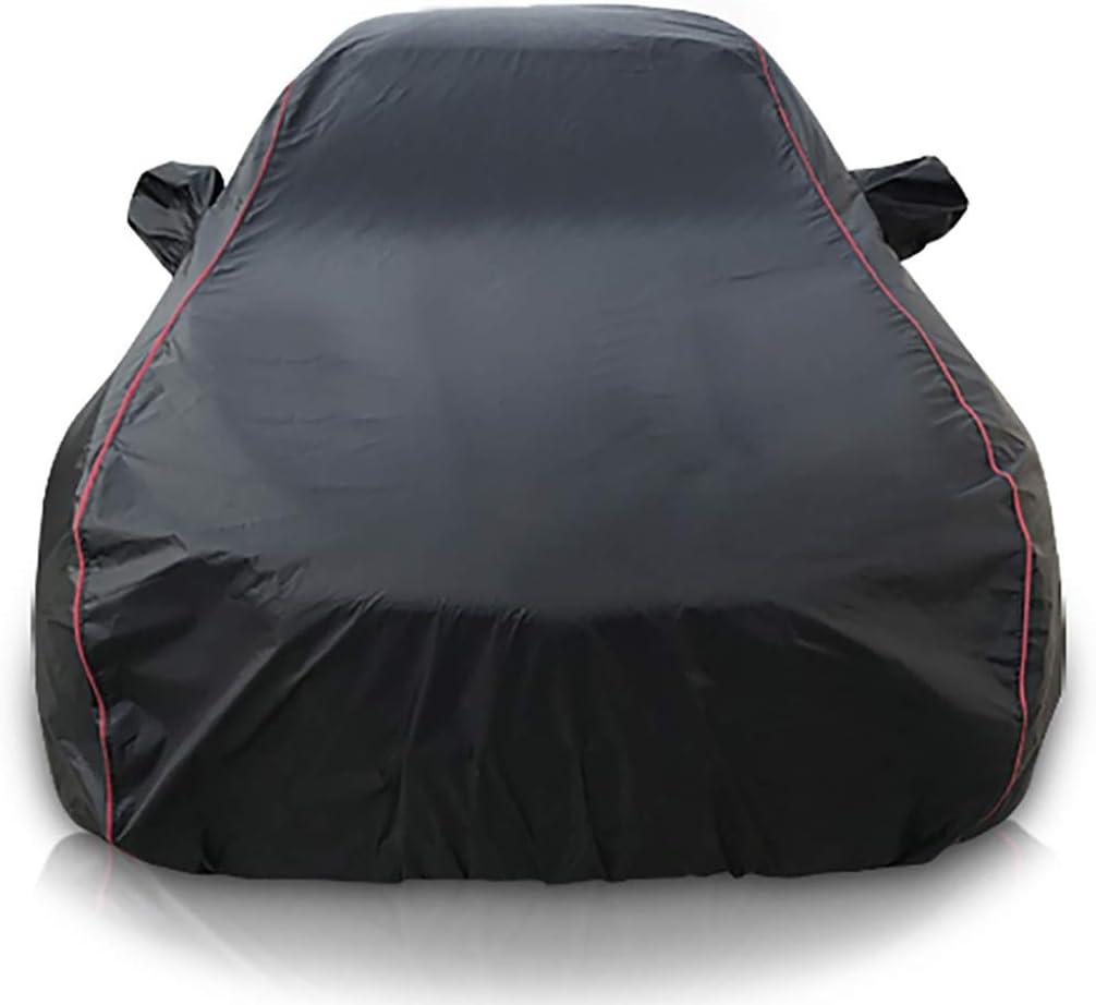 A Prueba de Polvo A Prueba de Polvo A Prueba de Viento. Size : 3 Car covers too Cubierta del Coche Compatible con Ropa de MG
