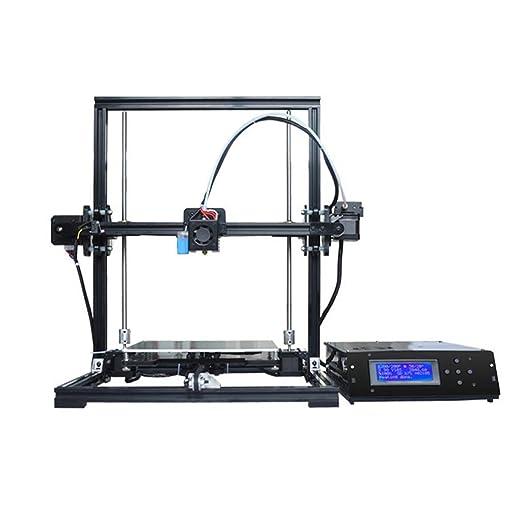 XHZ-Z Impresora Casera DIY3D, Talla Grande LCD Tamaño De Impresión ...