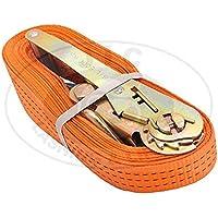 JIC Polyester Cargo Lashing Belt, 50mm X 10Mtrs (Orange or yellow)
