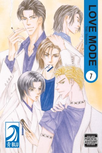 LOVE MODE Volume 7: (Yaoi) (v. 7)
