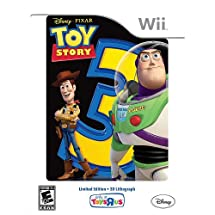 Toy Story 3 Limited Edition Game w/ 3D Lithograph