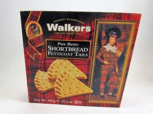 (Walkers Shortbread Petticoat Tails Pure Butter 10.6 oz Butter Cookies)