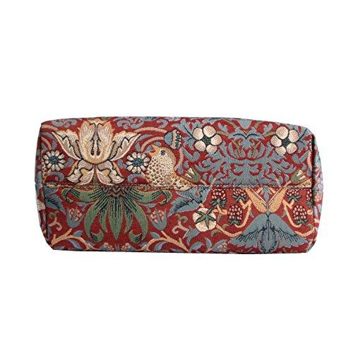 mode Red tout Signare femme tapisserie fourre sac Strawberry collège Thief de wY7UTv67