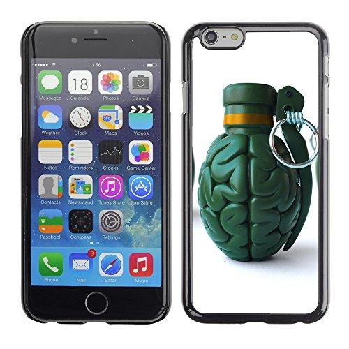 """Premio Sottile Slim Cassa Custodia Case Cover Shell // F00004646 cerveau grenade // Apple iPhone 6 6S 6G 4.7"""""""