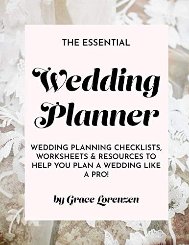 Small Wedding Checklist - The Essential Wedding Planner: Wedding Planning