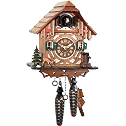 Alexander Taron Importer 413QM Black Forest Cuckoo Clock