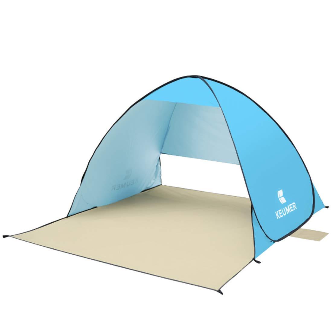 Ploekgda Outdoor Camping für 2 Personen Zehn (Farbe : Blau)