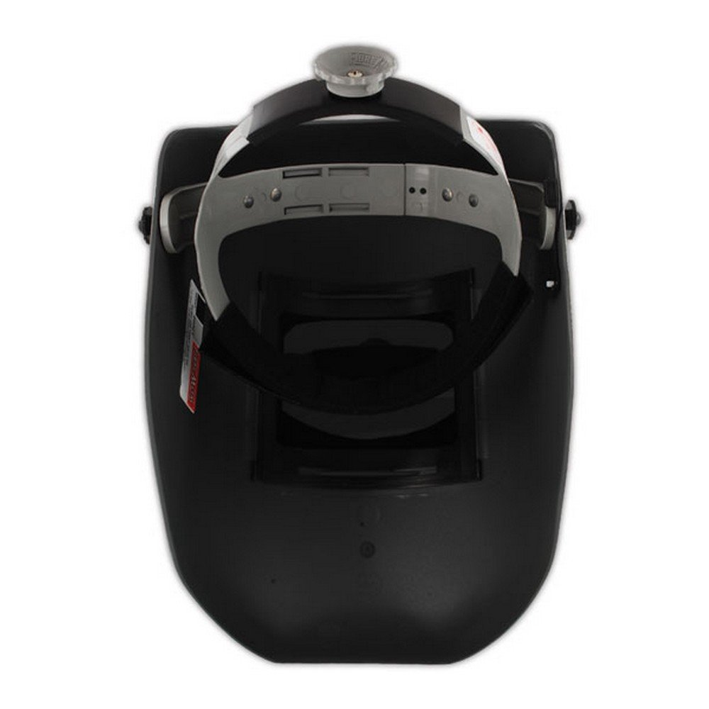 Fibre-Metal Hard Hat 990 Tigerhood Classic Thermoplastic Welding Helmet, Shade 10