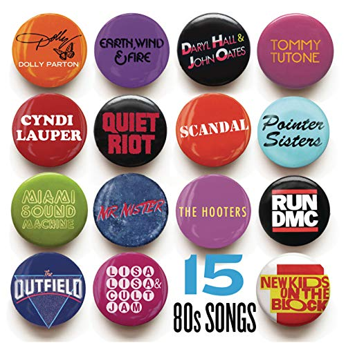 Halloween Song List Rock (15 80's Songs)