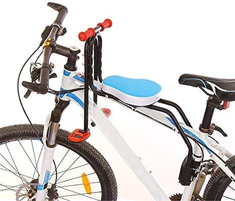 JTYX Mountain Bike Asiento para niños Frente Liberación rápida ...