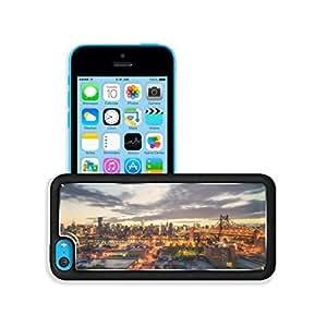 Cityscapes Bridges New York Manhattan Case For HTC One M7 Cover Case Customized niuniu's case