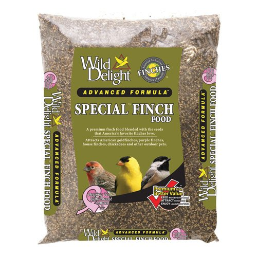 Wild Delight 381200 20-Pound Special Finch Food, My Pet Supplies