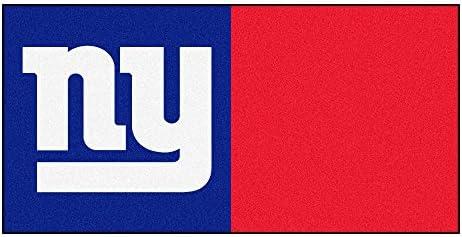 Fanmats New York Giants Team Carpet Tiles