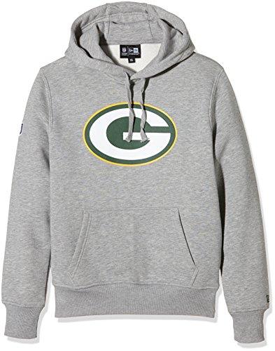 Green Nfl Era LogoCappuccio Uomo Packers Grigio Bay New yvmOPnw8N0