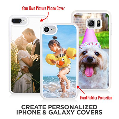 LG V30 Case, Your Own Custom Photo Cover Rubber Frame Protection Personalized Picture Bumper for LG V30