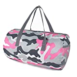 NAVO Sport Duffel - Foldable Gym bags for Luggage Travel with Camouflage Colors