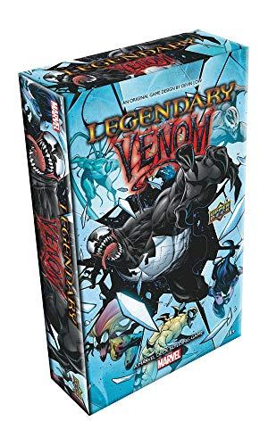 (Legendary: A Marvel Deck Building Game: Venom)