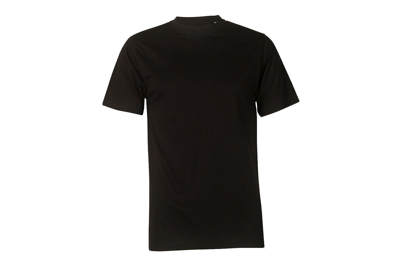 Kleidung Arbeits T-shirt Basic Navyblau