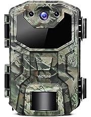 Victure Wildkamera 20MP 1080P Full HD Leichtes Glühen Infrarot Nachtsicht Bewegungsmelder