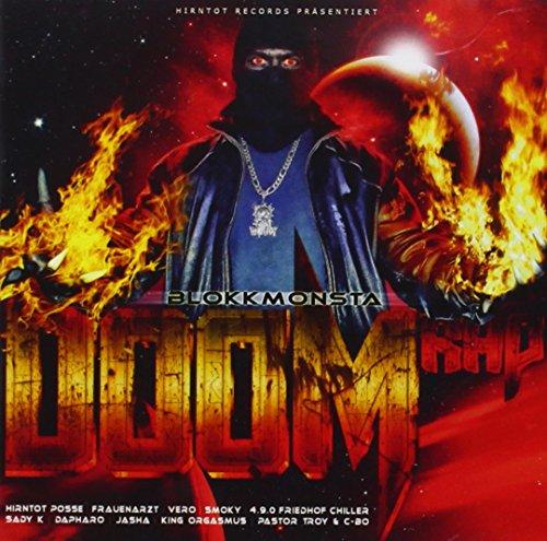 Blokkmonsta: Doom Rap (Audio CD)