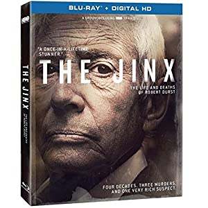 The Jinx: The Life and Deaths of Robert Durst [Blu-ray] + Digital HD (2015)