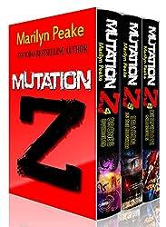 Mutation Z Series, Books 4-6: Drones Overhead, Dragon in the Bunker, Desperate Measures