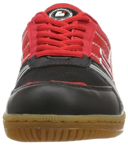 adulte Killtec Schwarz Rot Chaussures 00400 indoor Rot Rouge mixte Soccero rqgRxqI
