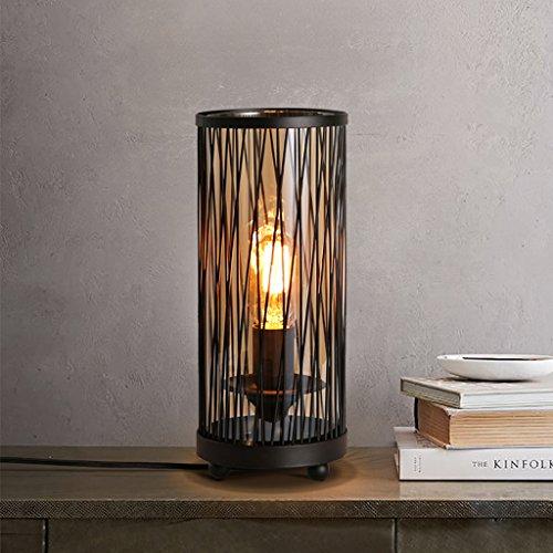 Ywyun Vent Industriel Lampes En Fer Retro Lampe De Chevet Chambre