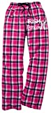 Fishers Sportswear Irish Dance Classic Shoes Print Flannel Pants (Youth Medium, Pink)