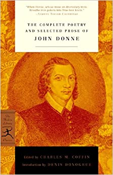 Book Complete Poetry and Selected Prose of John Donne (Modern Library)