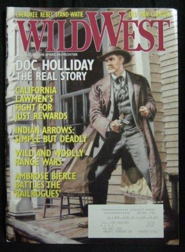 West Wild Magazine (Wild West Magazine, October 1997, Volume 10 Issue 3)